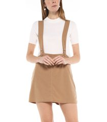 compañia fantastica overall skirts