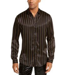 inc men's reddie striped shirt, created for macy's