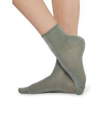 calzedonia fashion socks woman green size tu