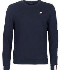 sweater le coq sportif tri crew sweat n°3 m
