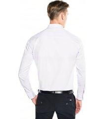 koszula bexley 2656 długi rękaw custom fit w