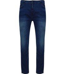 jean hombre slim fit color azul, talla 38