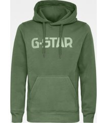 g-star raw men's hooded sweatshirt
