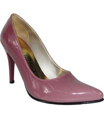 tacones stilettos morado degrade wanted ref splendid