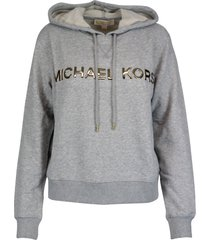 michael kors trim sweatshirt