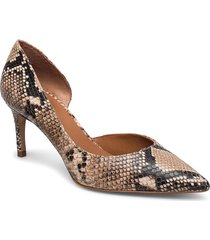 pumps 4581 shoes heels pumps classic brun billi bi