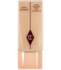 charlotte tilbury light wonder foundation - 4.5 fair