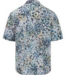 blouse met korte mouwen van peter hahn multicolour