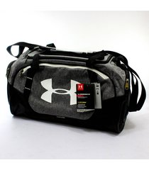 maletin under armour 1300214-041 duffle 3.0 - negro