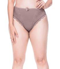calcinha sempre sensual lingerie fashion lilás - kanui