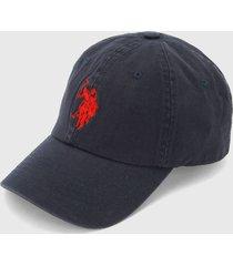 gorra azul-rojo us polo assn