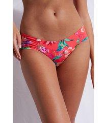 calzedonia brazilian swimsuit lisbona woman red size 2