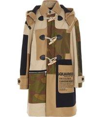 dsquared2 montgomery coat