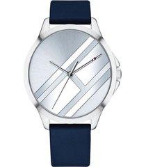 reloj azul tommy hilfiger 1781964 - superbrands