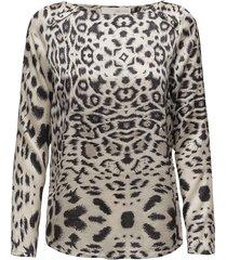lilja blouse blouse lange mouwen multi/patroon pieszak