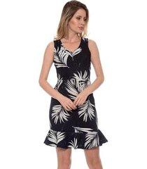 vestido bisô peplum feminino