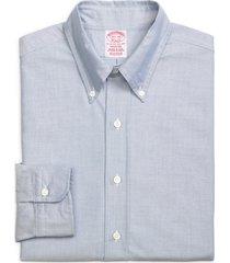 men's big & tall brooks brothers madison classic fit solid dress shirt