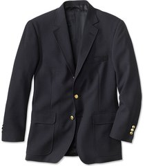 traveler's hopsack blazer / long, 52