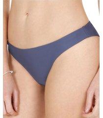 bikini calzón clásico azul h2o wear