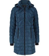 giacca lunga trapuntata (blu) - bpc bonprix collection