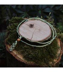 naszyjnik leśna wróżka