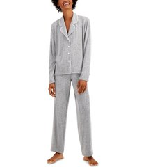 alfani hacci pajama set, created for macy's