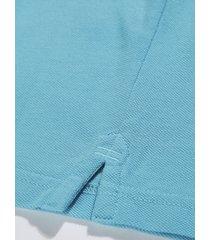 garment dyed polo