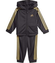 trainingspak adidas shiny joggingpak