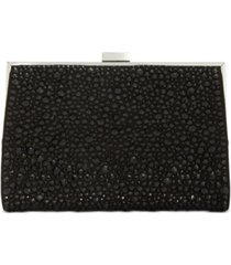 inc loryy embellished sparkle clutch, created for macy's