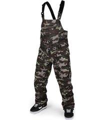 jumpsuit volcom roan bib overall