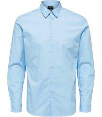 skjorta slhslimmichigan shirt ls b