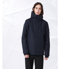 elvine barnard jacket 240 dark navy reykjavik online
