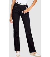 jeans paola zwart