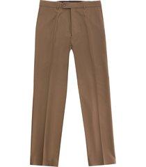 reda parma trousers - khaki 1055/862