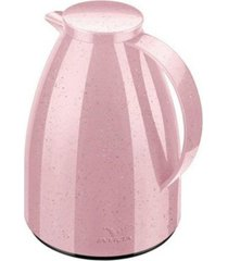 bule viena ceramic 0,75l rose - incolor - dafiti