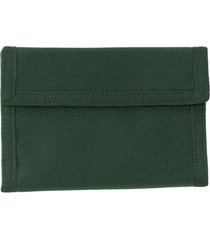 billetera outdoor wallet verde doite