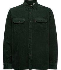 jackson worker python green skjorta casual grön levi´s men