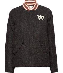 anthony jacket ulljacka jacka brun wood wood