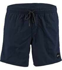 o'neill vertical zwembroek / shorts black out, small
