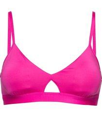active hybrid bralette bikinitop rosa seafolly