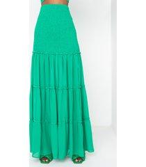 akira yacht-zee maxi skirt