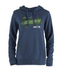 5th and ocean women's seattle seahawks team hoodie