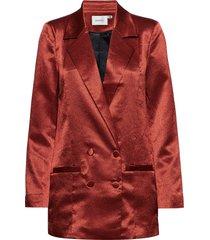 nicola blazer ye18 blazer colbert oranje gestuz