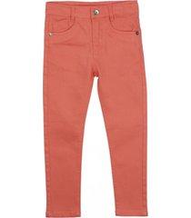pantalon skinny caribbean salmon ficcus