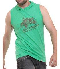 camiseta regata masculina oitavo ato cantareira touca