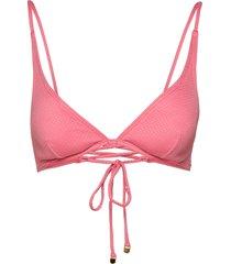 hyper brights underwire top bikinitop rosa sunseeker