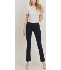 women's penelope pull on bootcut jeans