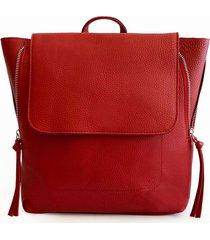 mochila roja id net daphne