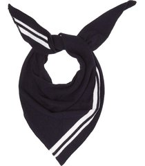 triangle cashmere scarf