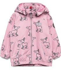 lwjenni 200 - jacket outerwear jackets & coats windbreaker rosa lego wear